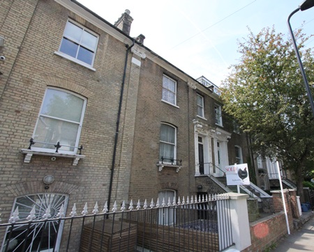 Property sold in Dalston